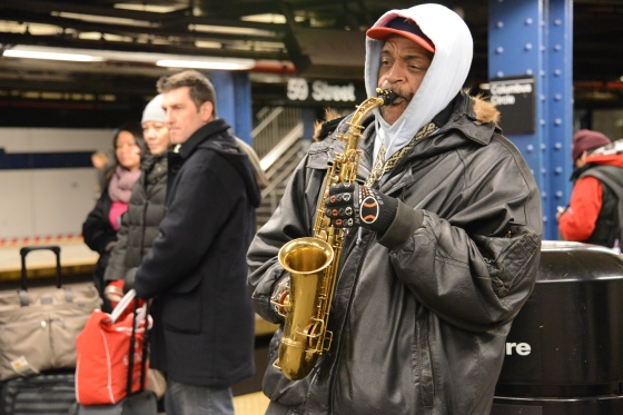 subway serenade