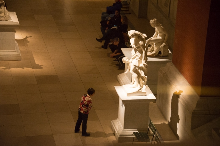 Saturday Evening at the Met January 3, 2015