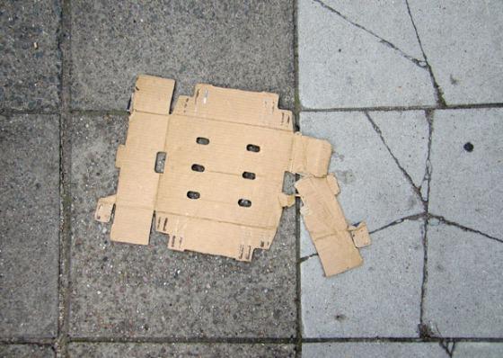 Cardboard Keith Osborn