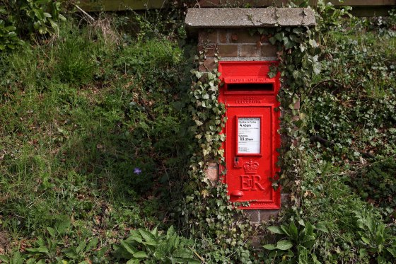 Royal Mail post box, Fakenham Keith Osborn