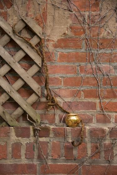Pot of Gold Oasis Garden, Hell's Kitchen Cathy L. Stewart